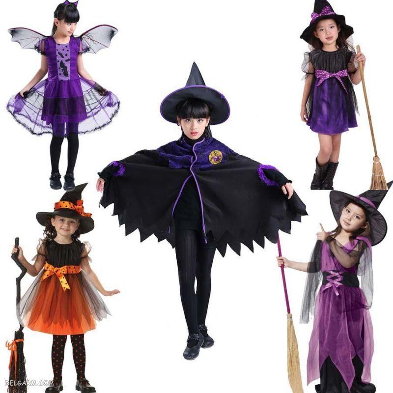 لباس هالووین برای کودک