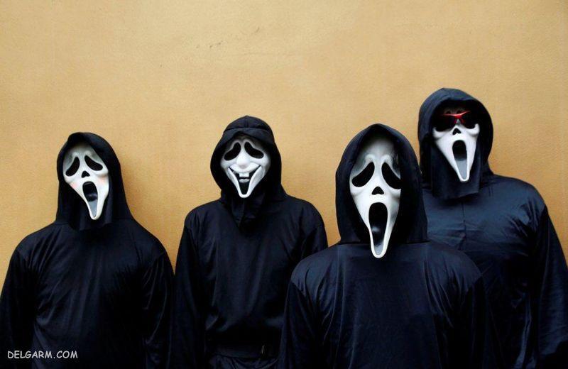 لباس مردانه برای هالووین