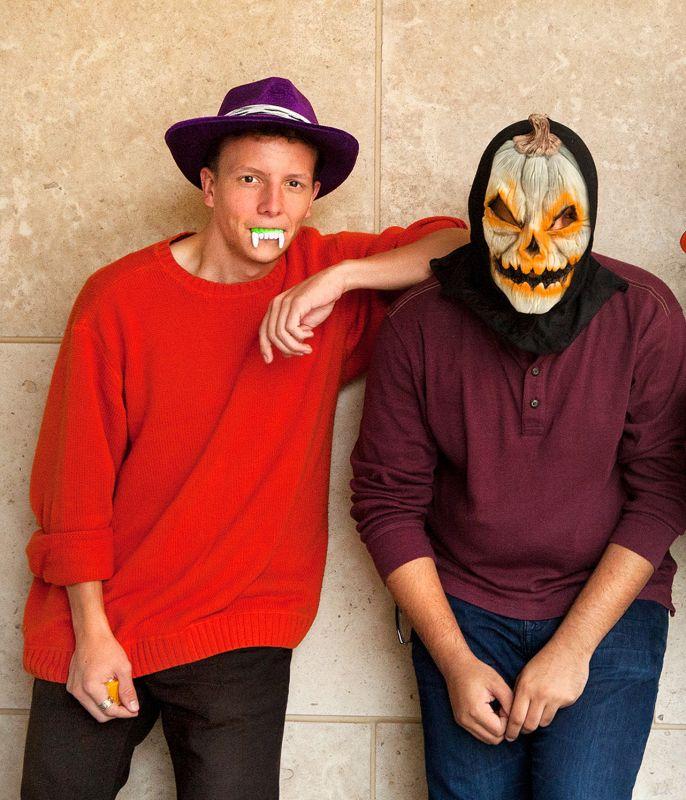لباس مردانه برای جشن هالووین