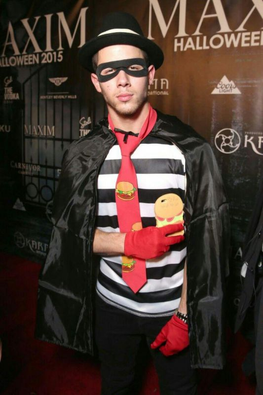 لباس وحشتناک هالووین