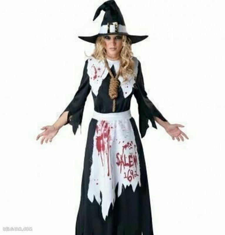 لباس های هالووین برای خانم ها