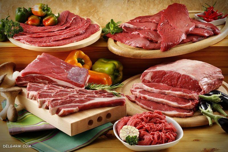 مواد غذایی مضر برای ام اس