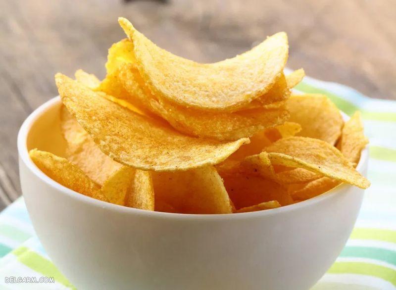 خوراکی های مضر برای ام اس