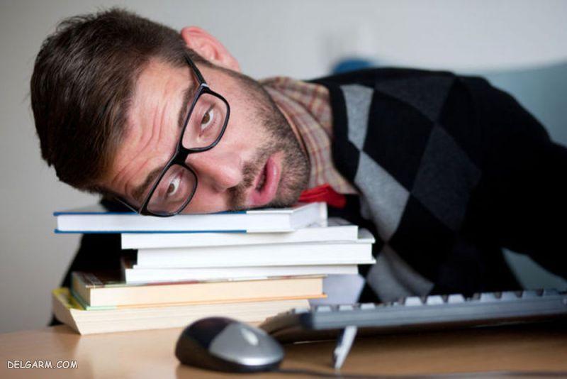 علت خستگی و خواب آلودگی مداوم