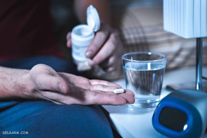 درمان خواب آلودگی