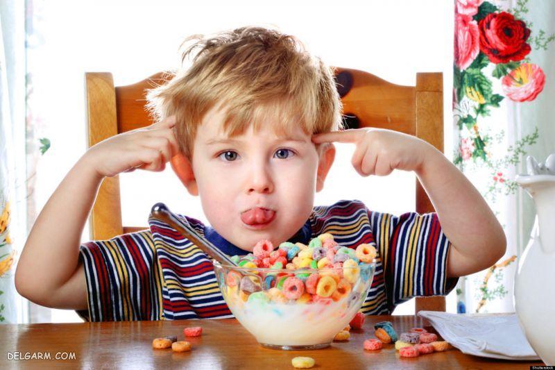 درمان عصبانیت کودک