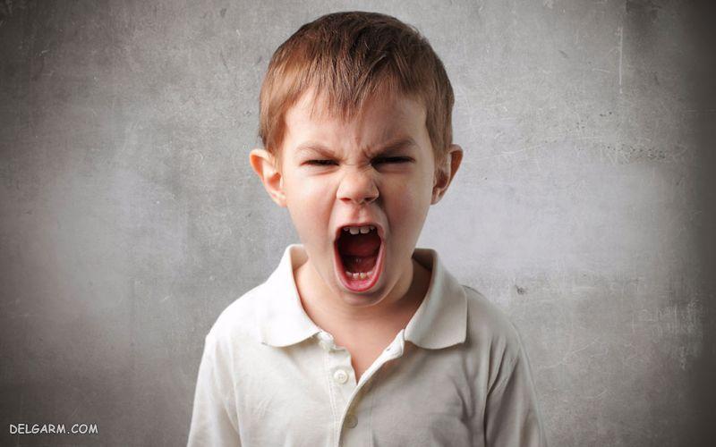 نحوه درمان عصبانیت کودکان