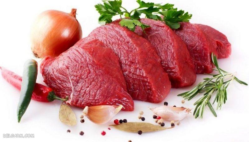 روش مصرف ادویه گوشت