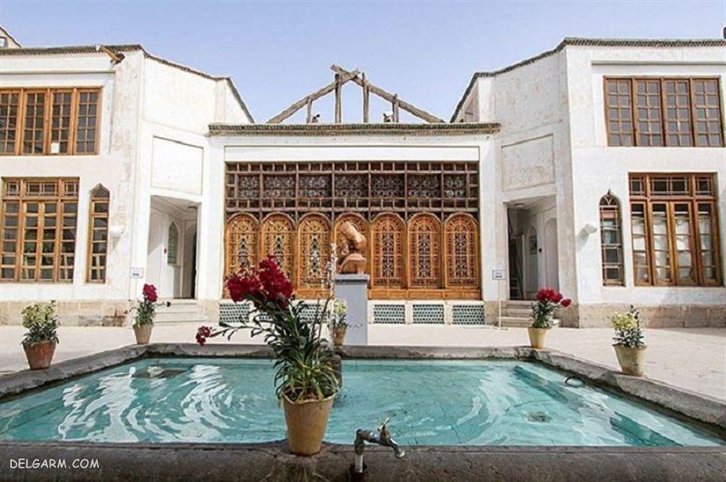 مکان های گردشگری اردستان