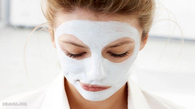ماسک عسل مانوکا برای کاهش خشکی پوست