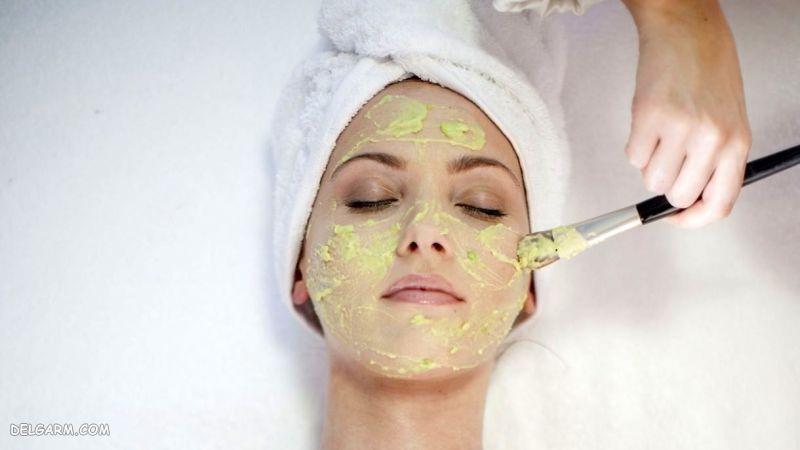 ماسک عسل مانوکا برای التهاب پوست
