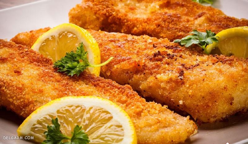ادویه ماهی قزل آلا/ ادویه ماهی شیر