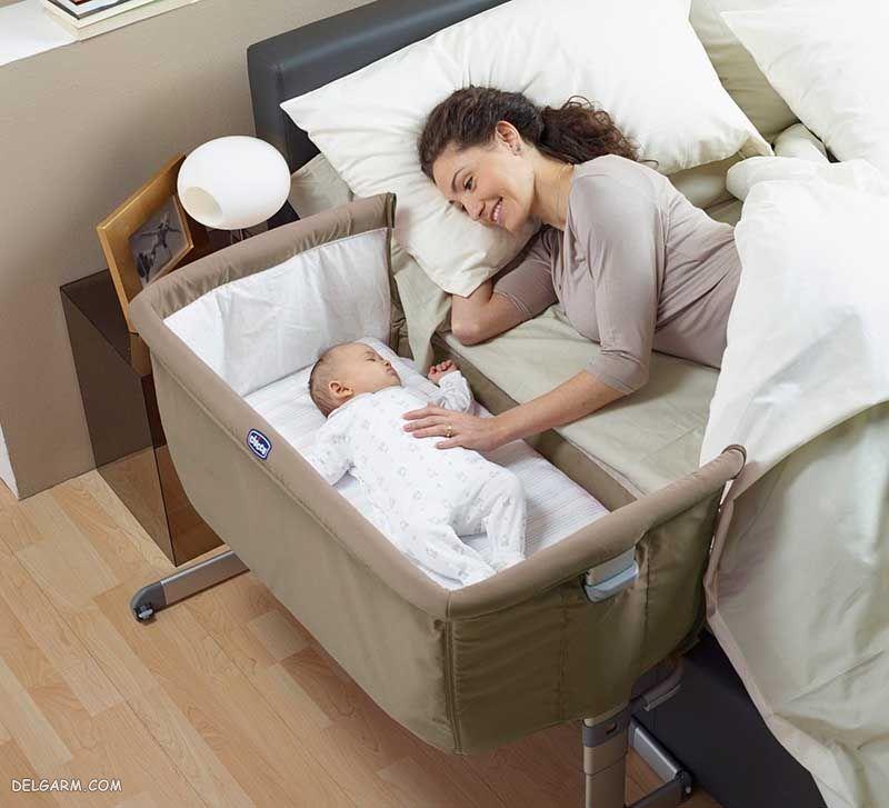 مضرات گهواره برقی برای نوزاد