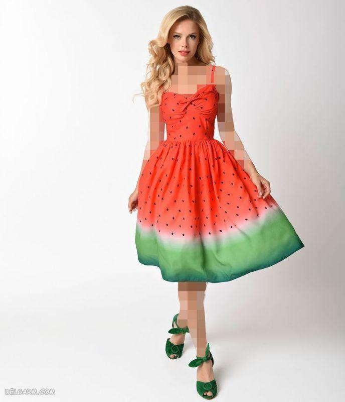 لباس زنانه برای شب یلدا