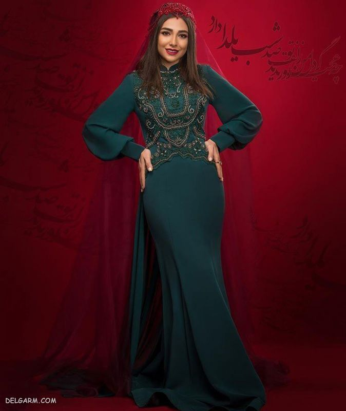لباس ایرانی برای شب یلدا