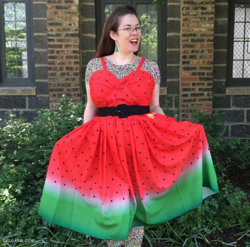 لباس شب یلدا برای عروس