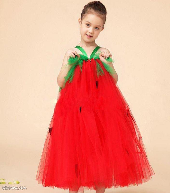 لباس شیک بچگانه شب یلدا