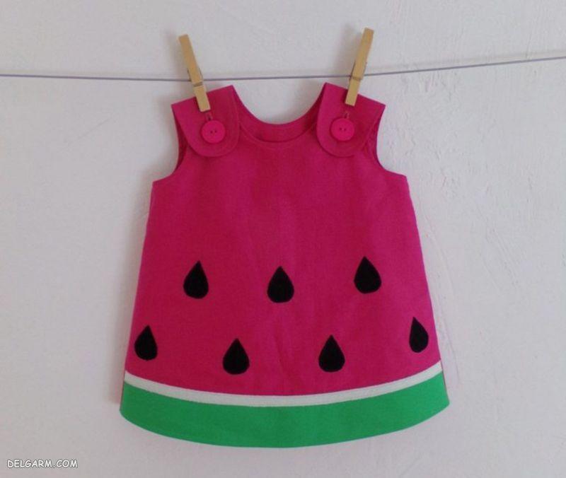 لباس نوزاد برای شب یلدا