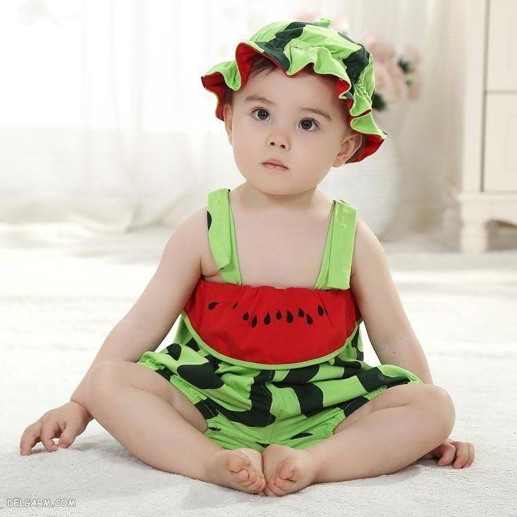 لباس مخصوص شب یلدا برای کودک