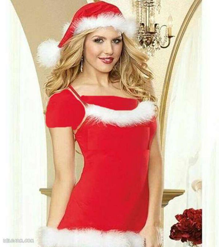ژاکت دخترانه کریسمس