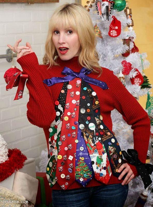 لباس مدل کریسمس
