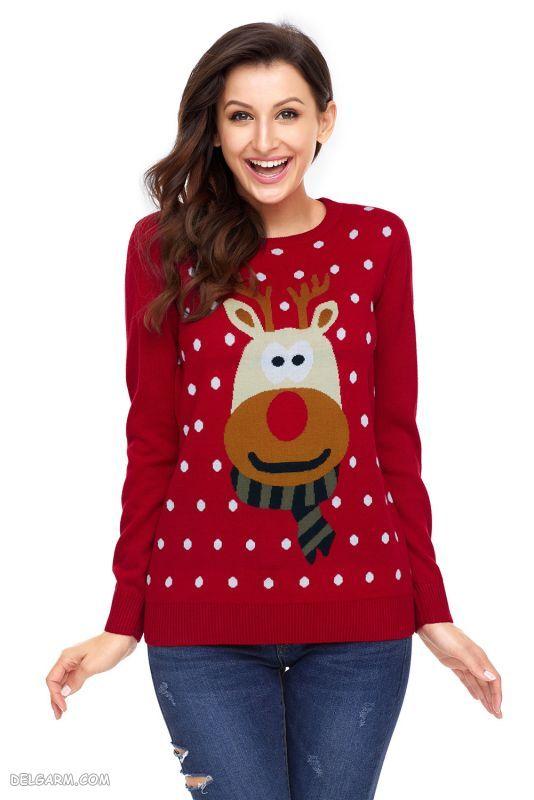 لباس زمستانی برای کریسمس