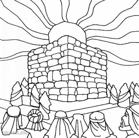 نقاشی عید غدیر برای کلاس یازدهم