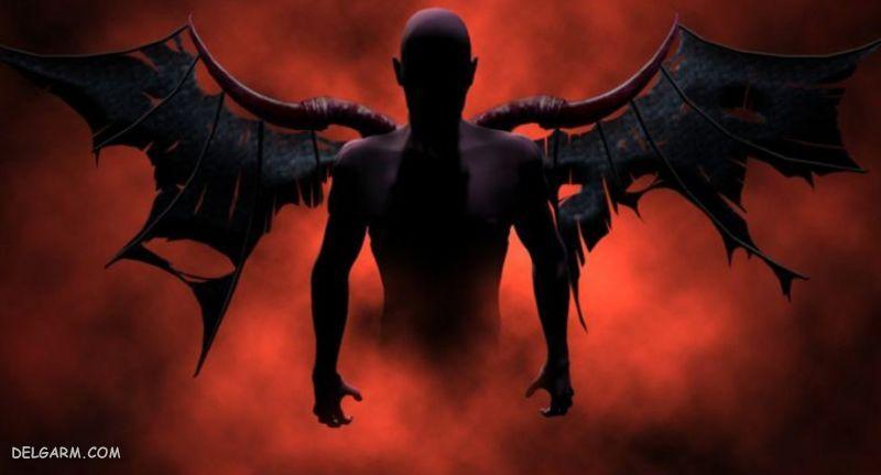 دلیل سجده نکردن شیطان به انسان