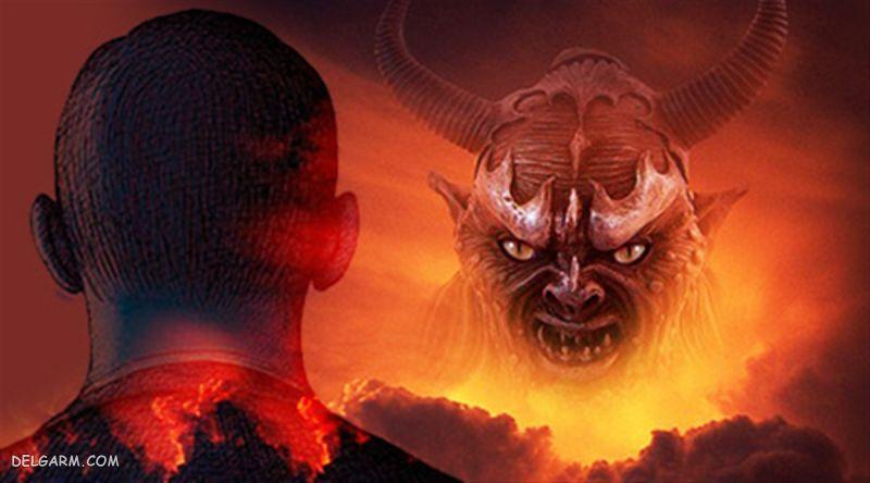 دلیل سرپیچی شیطان