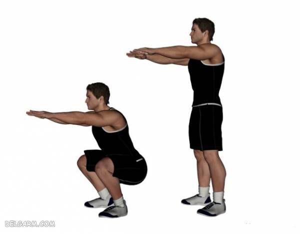 برنامه آب کردن شکم با ورزش