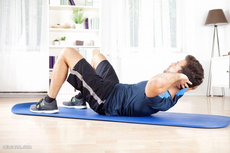 برنامه ورزشی برای آب شدن شکم