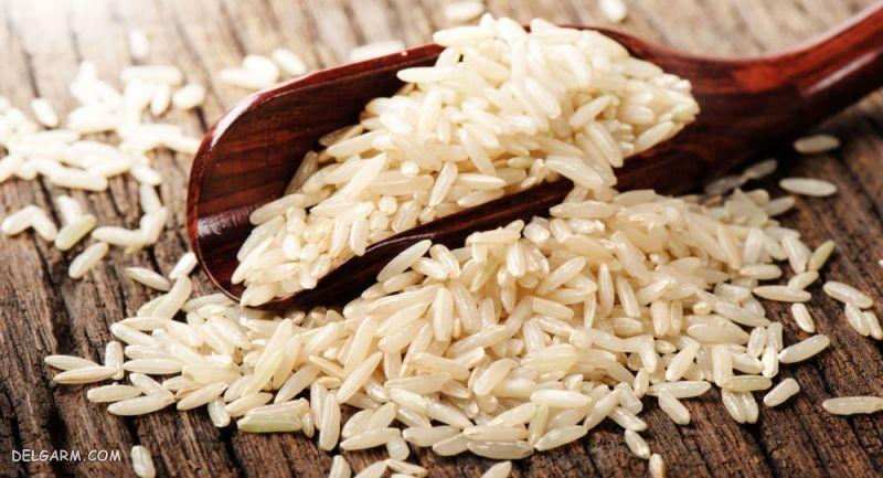 روش آبکش کردن برنج