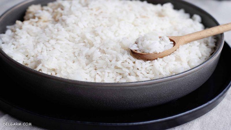 چگونه برنج را آبکش کنیم