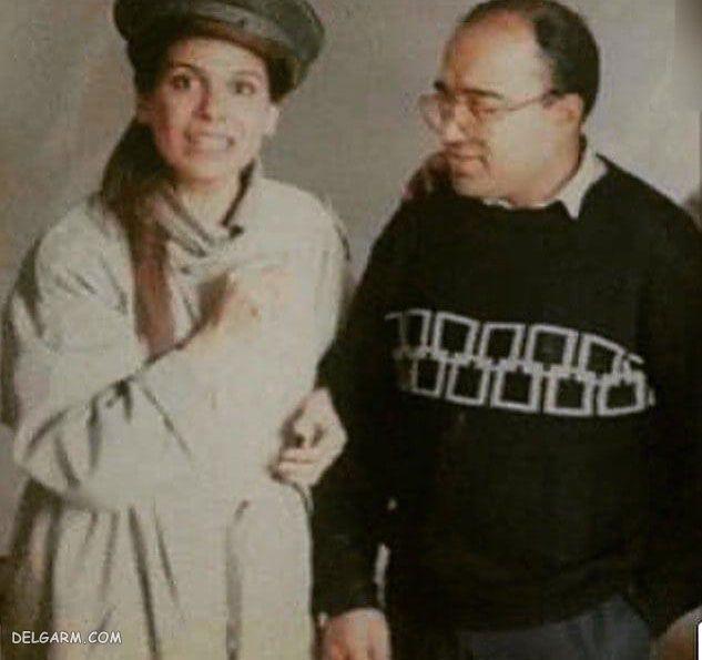 بیوگرافی جمشید اسماعیل خانی و همسرش