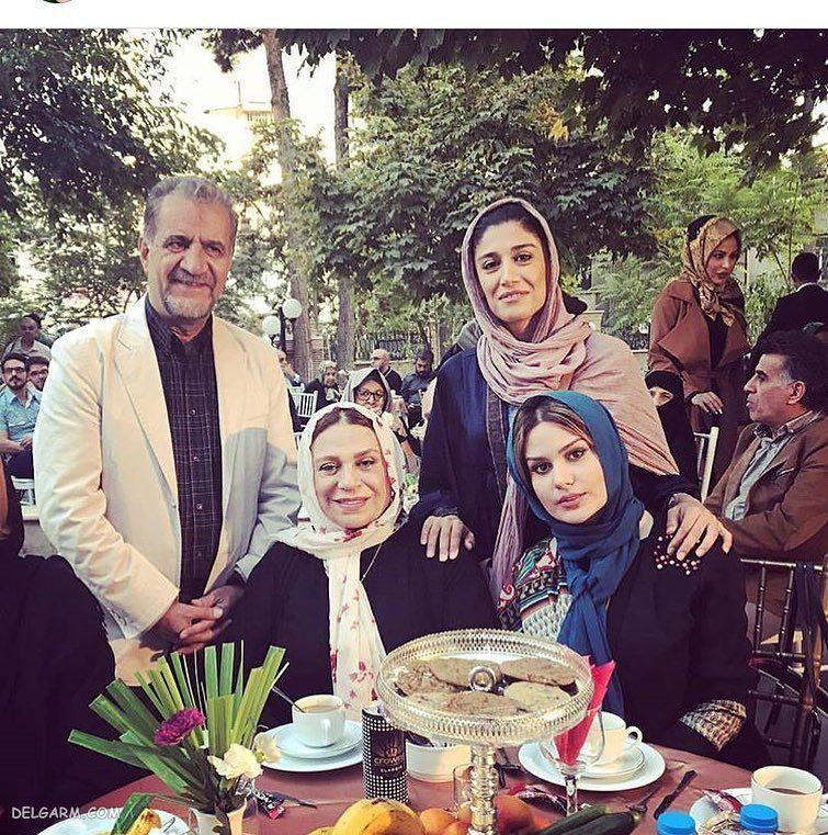 بیوگرافی و عکس آزاده اسماعیل خانی