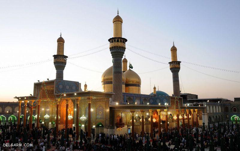 محل حرم امام موسی کاظم