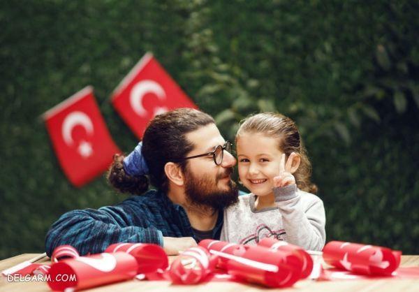 تولد و اخذ تابعیت ترکیه