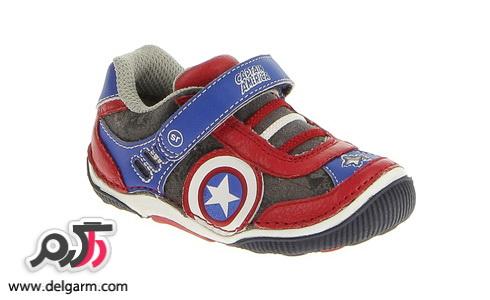 کفش بچه گانه جدید - سری اولکفش بچه گانه جدید-کفش پسرانه مدل جدید