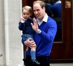 دومین فزند خانواده سلطنتی