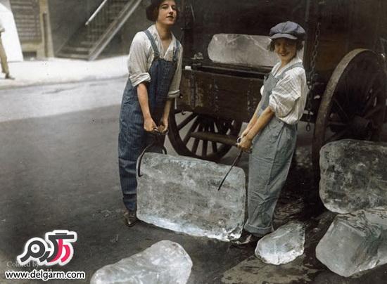 دیدن این عکسهای تاریخی رنگی شده را از دست ندهید