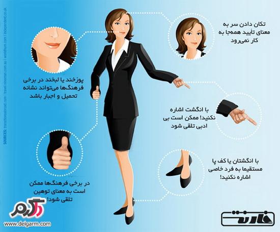 با اصول و درک زبان بدن بیشتر آشنا شوید