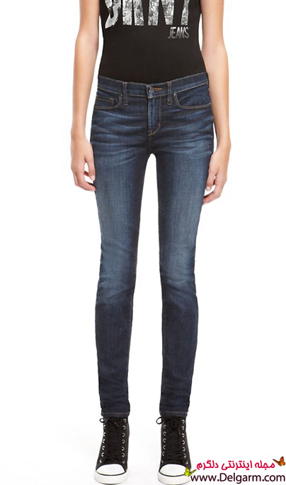 شلوار جین زنانه 2014