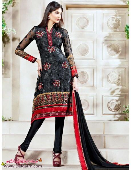 عکس مدل لباس هندی