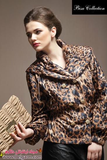 مانتو پاییزه و لباس پاییزی زنانه