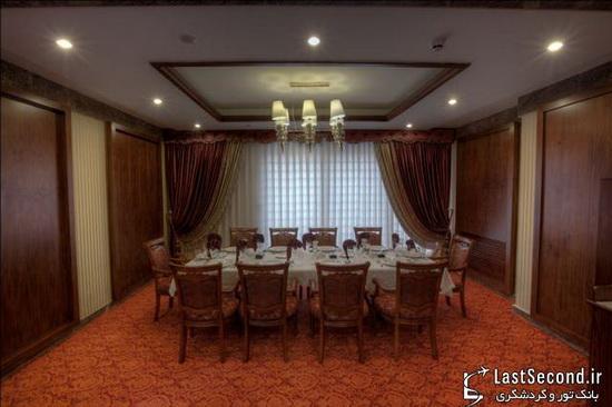 هتل درویش مشهد