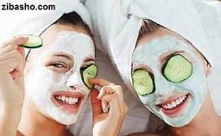 برای روشن کردن پوست