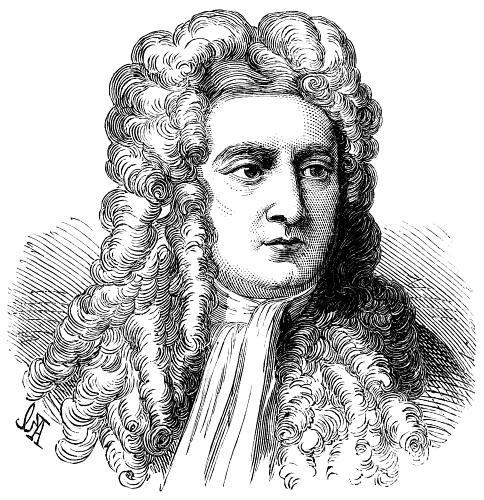 آشنایی با ایزاک نیوتن