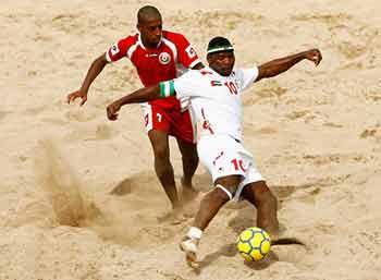 آشنایی با فوتبال ساحلی