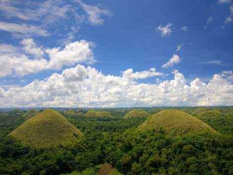 جاذبه های گردشگری و دیدنی های فیلیپین