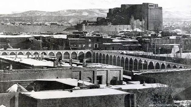 Image result for قدیمی ترین عکس تبریز